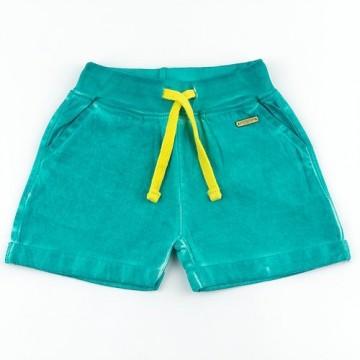 Pantaloni scurti din bumbac organic