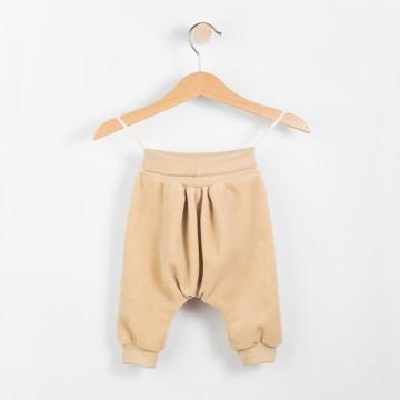 Pantaloni Wooly bumbac organic