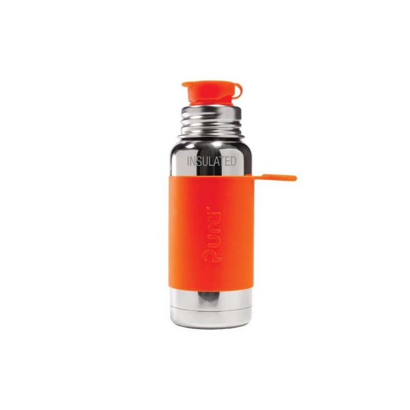 Sticla termoizolanta Pura Stainless 475 ml